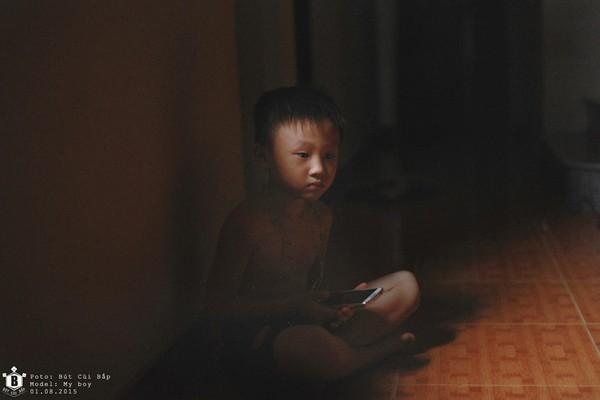 Đứa trẻ công nghệ 5
