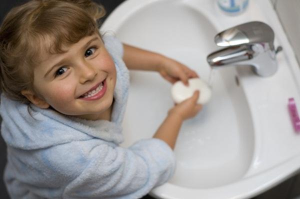 Kĩ năng vệ sinh cần dạy trẻ 1