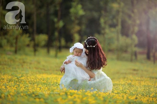 Mẹ và con gái 6