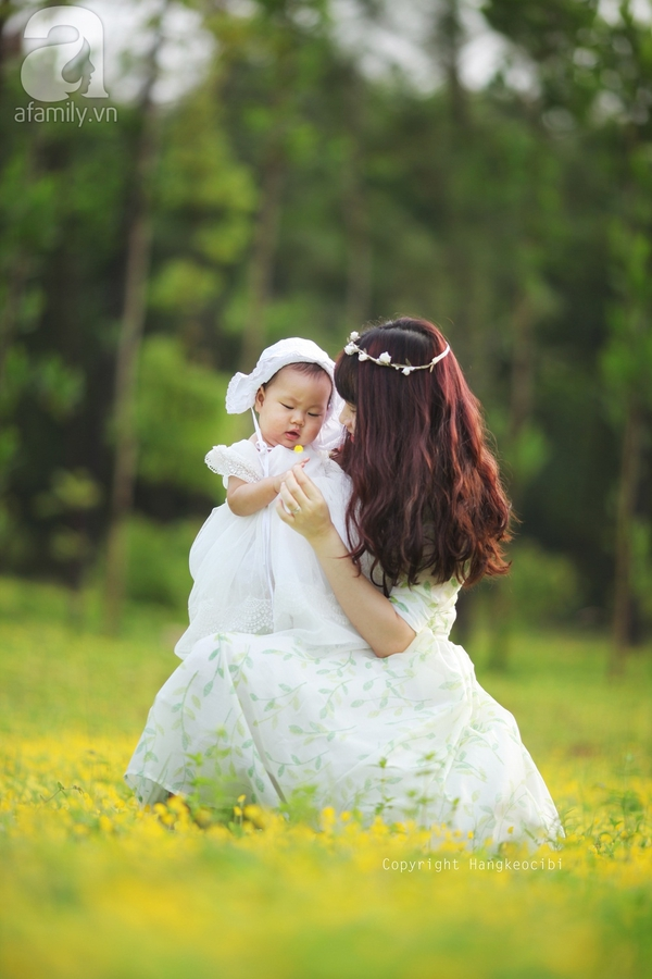 Mẹ và con gái 7