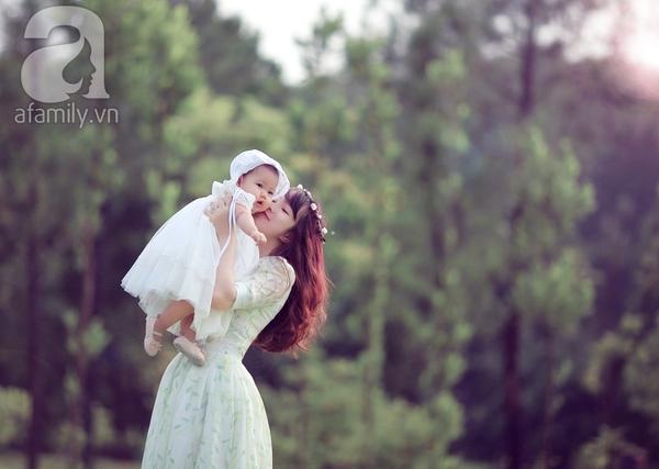 Mẹ và con gái 8