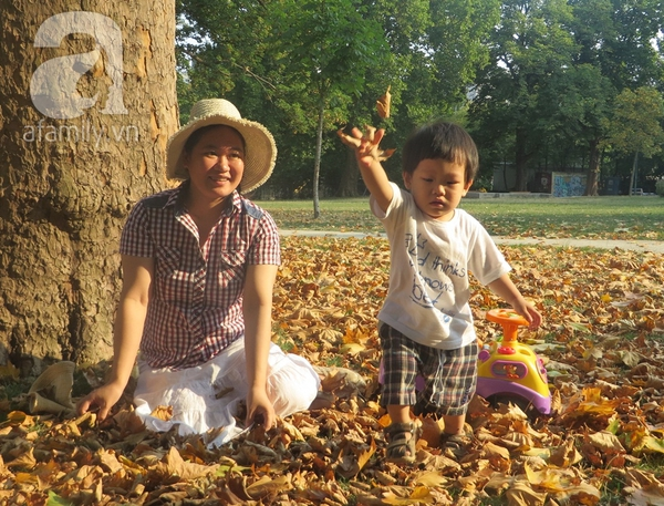 Bố Việt ở Áo 5
