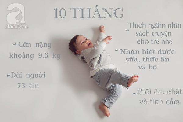 Năm đầu đời của bé 10