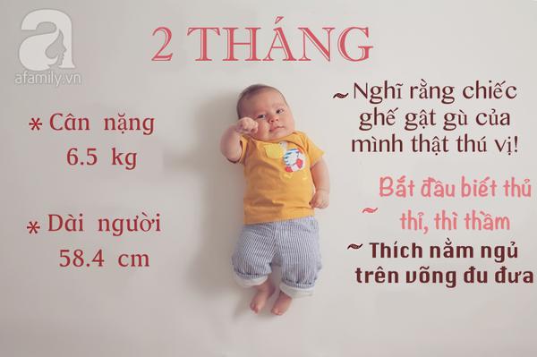 Năm đầu đời của bé 2