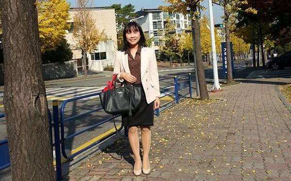 làm dâu xứ Hàn