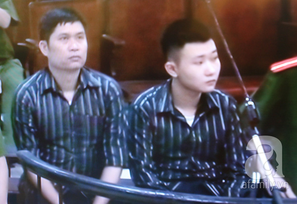 Tường và Khánh đều phủ nhận chủ mưu vứt xác chị Huyền xuống sông 10