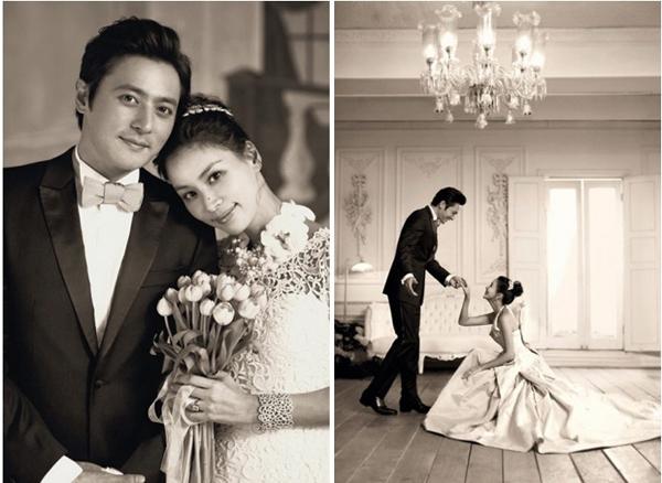 Không gian sống yên bình giữa lòng Seoul của vợ chồng Jang Dong Gun 3