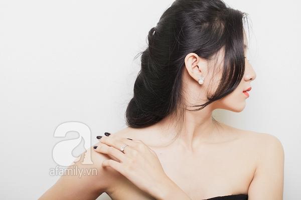 Hướng dẫn làm 4 kiểu tóc đẹp dịu dàng và lãng mạn hợp ngày thu 18