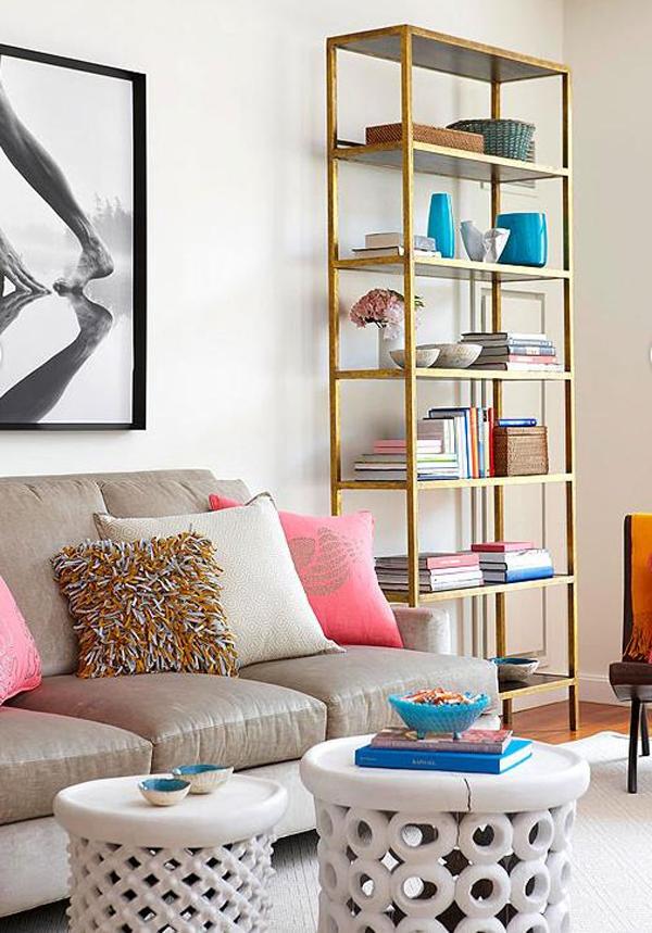 Căn nhà ưng ý cho nữ chủ nhân mê màu sắc 4