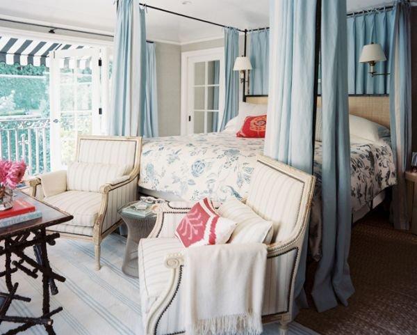 Bài trí phòng ngủ hoàn hảo với màu ngọc lam 8