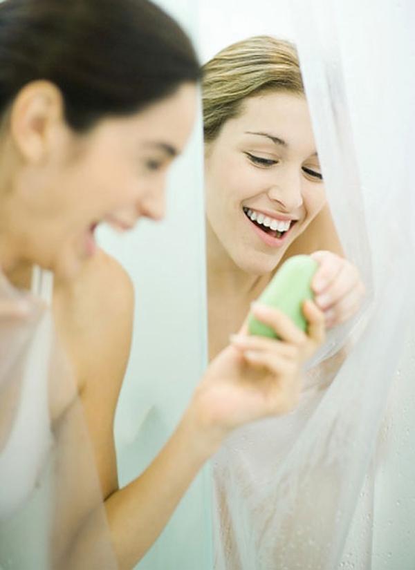 Xà phòng tắm làm tăng khả năng dễ mắc bệnh tình dục 1