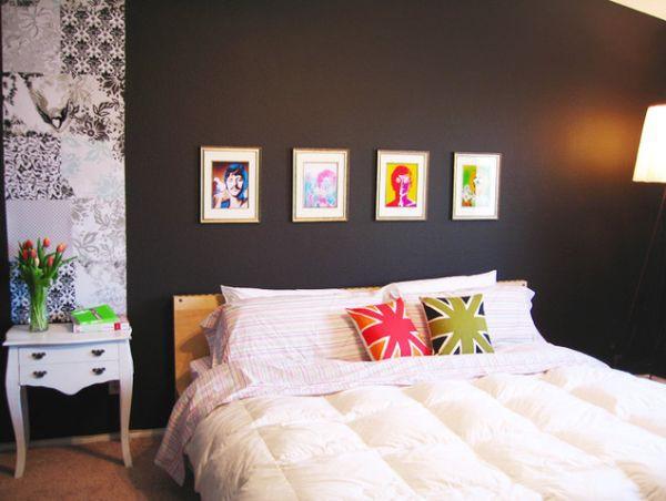 """""""Thổi bừng"""" phong cách cho phòng ngủ với gam màu Neon 1"""