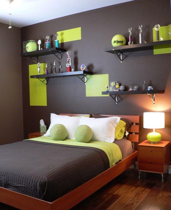 """""""Thổi bừng"""" phong cách cho phòng ngủ với gam màu Neon 2"""
