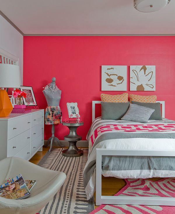 """""""Thổi bừng"""" phong cách cho phòng ngủ với gam màu Neon 3"""