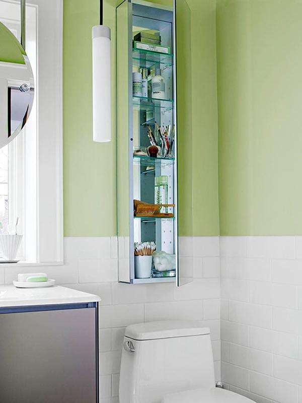 Mê mẩn với mẫu thiết kế phòng tắm nhỏ mà thoáng 4