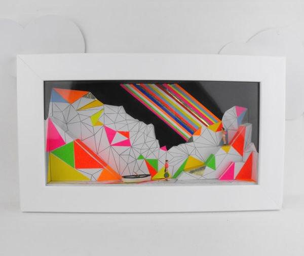 """""""Thổi bừng"""" phong cách cho phòng ngủ với gam màu Neon 5"""