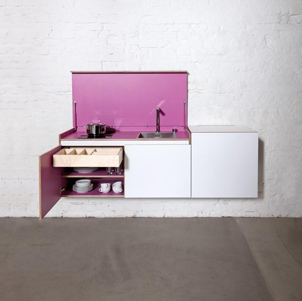 Bếp treo - giải pháp tuyệt vời cho căn hộ không có nhà bếp 5
