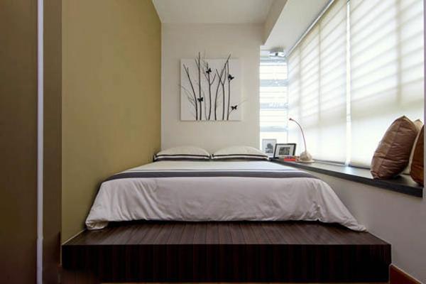 Giải pháp gỡ rối cho từng kiểu phòng ngủ nhỏ 4