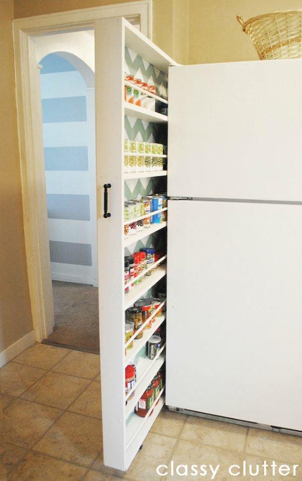 5 giải pháp lưu trữ tiết kiệm diện tích cho phòng bếp nhỏ 1