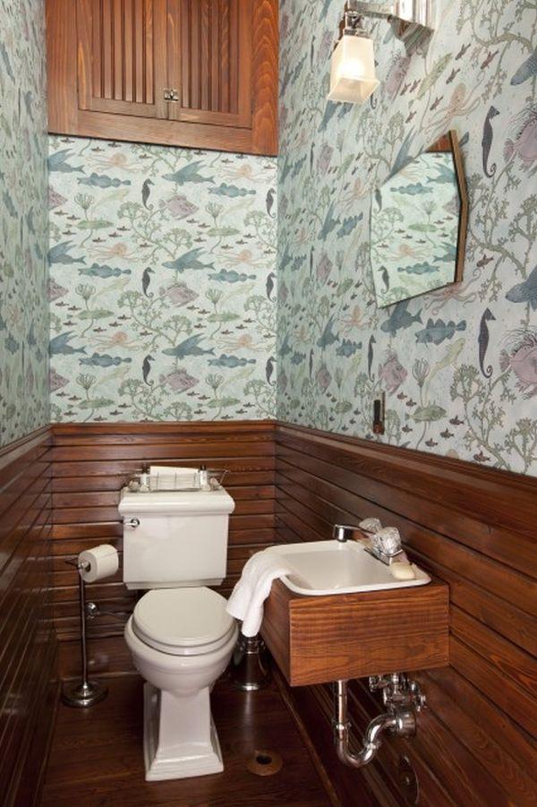 4 lưu ý bài trí  giúp phòng tắm hẹp ấn tượng hơn 7