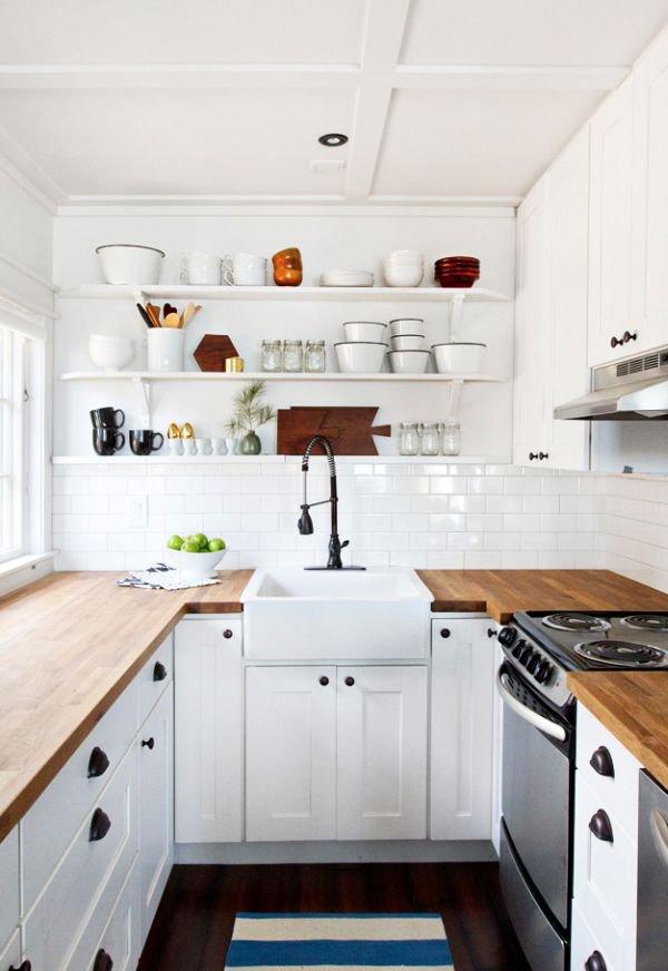 5 giải pháp lưu trữ tiết kiệm diện tích cho phòng bếp nhỏ 2