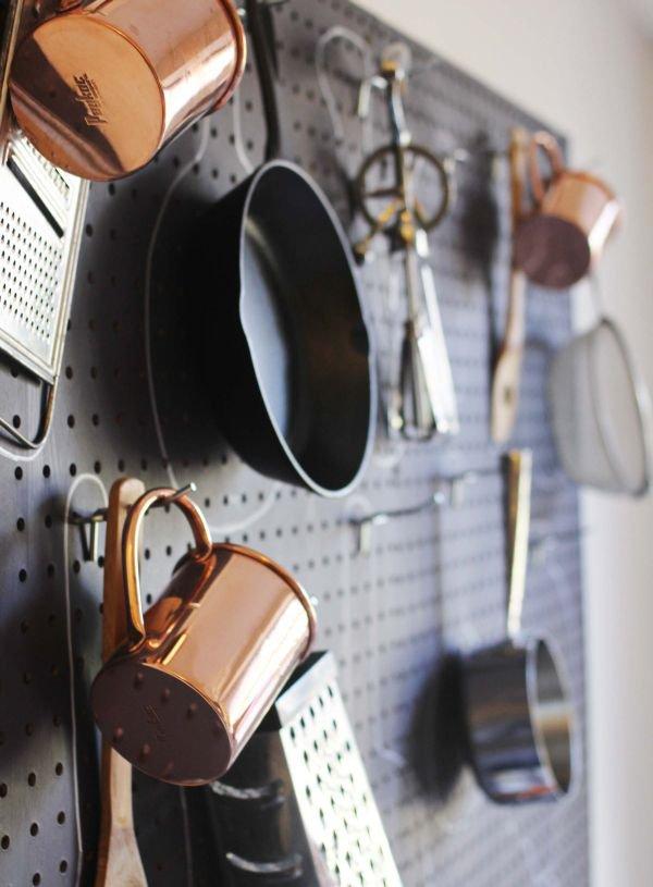 5 giải pháp lưu trữ tiết kiệm diện tích cho phòng bếp nhỏ 4