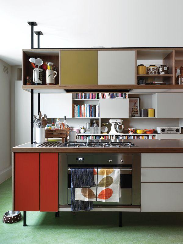5 giải pháp lưu trữ tiết kiệm diện tích cho phòng bếp nhỏ 5