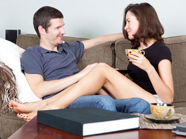 """Đàn ông muốn ăn cơm ngon phải """"ngoan"""" 1"""