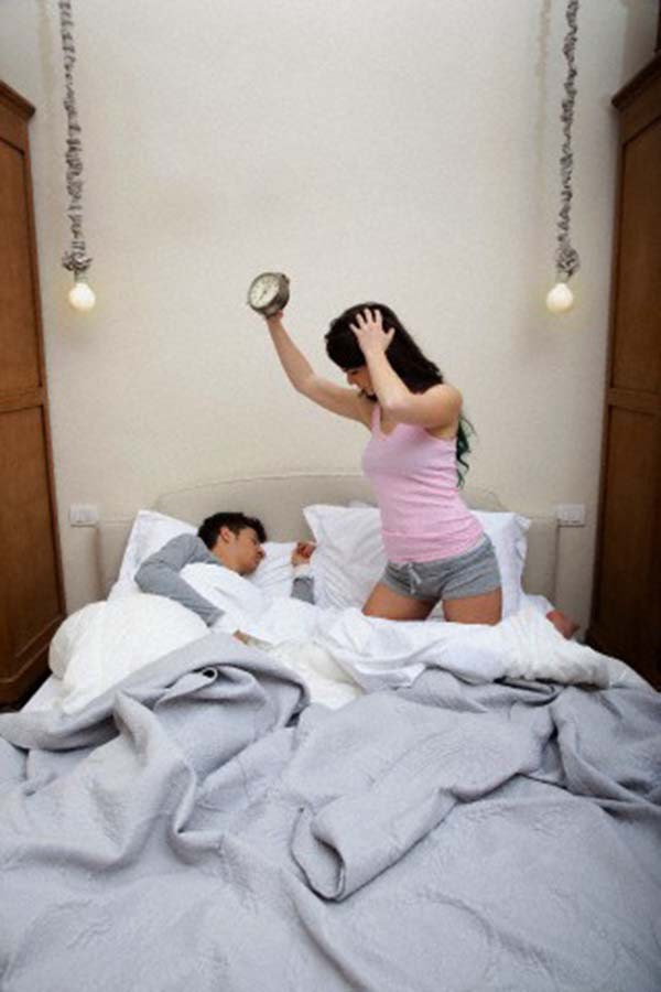 Những điều đàn ông và phụ nữ ghét nhất về nhau 1