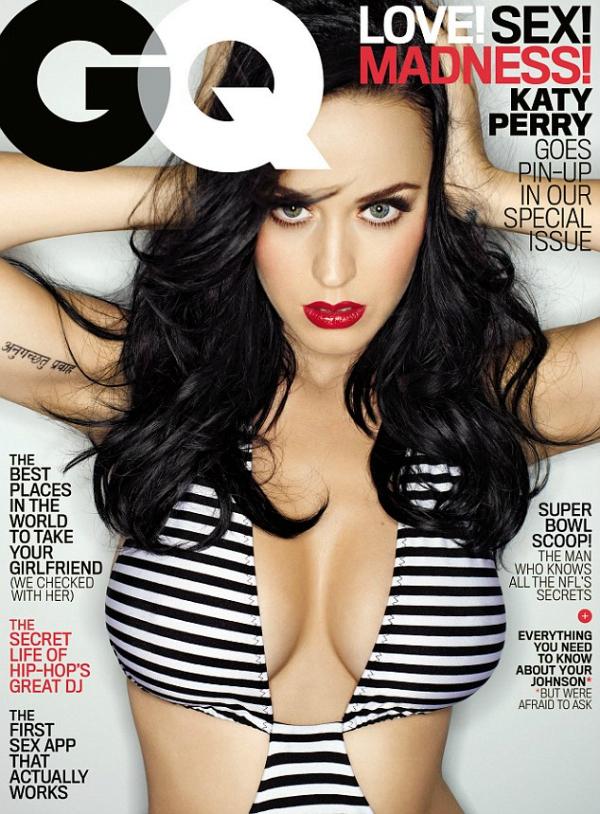 Katy Perry từng cầu nguyện để được có... ngực khủng 2
