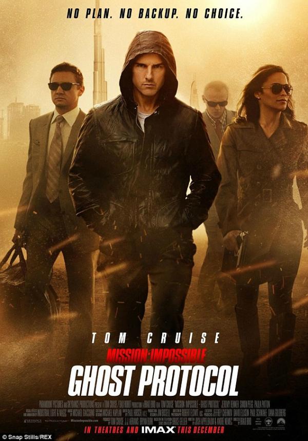 """Bom tấn của Tom Cruise bị tố """"đạo"""" kịch bản 1"""