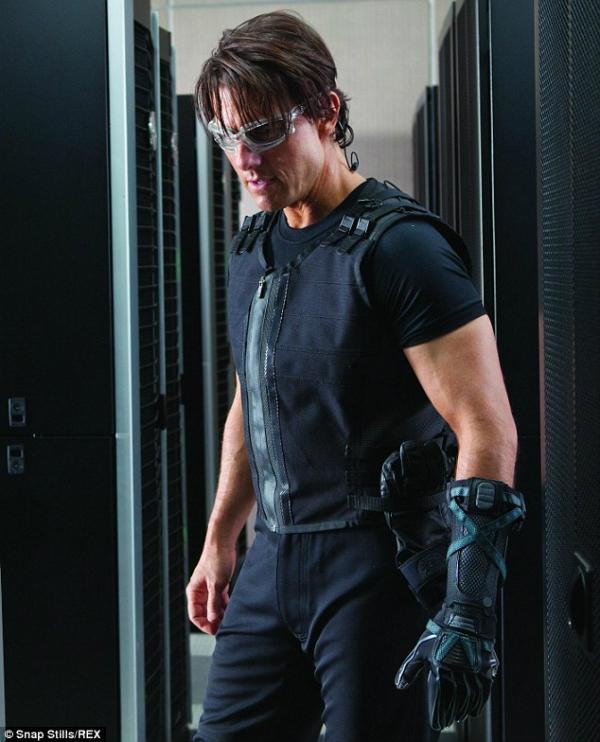 """Bom tấn của Tom Cruise bị tố """"đạo"""" kịch bản 2"""