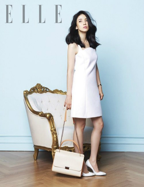 Lee Bo Young đẹp lạnh lùng nhưng vẫn đầy quyến rũ 3