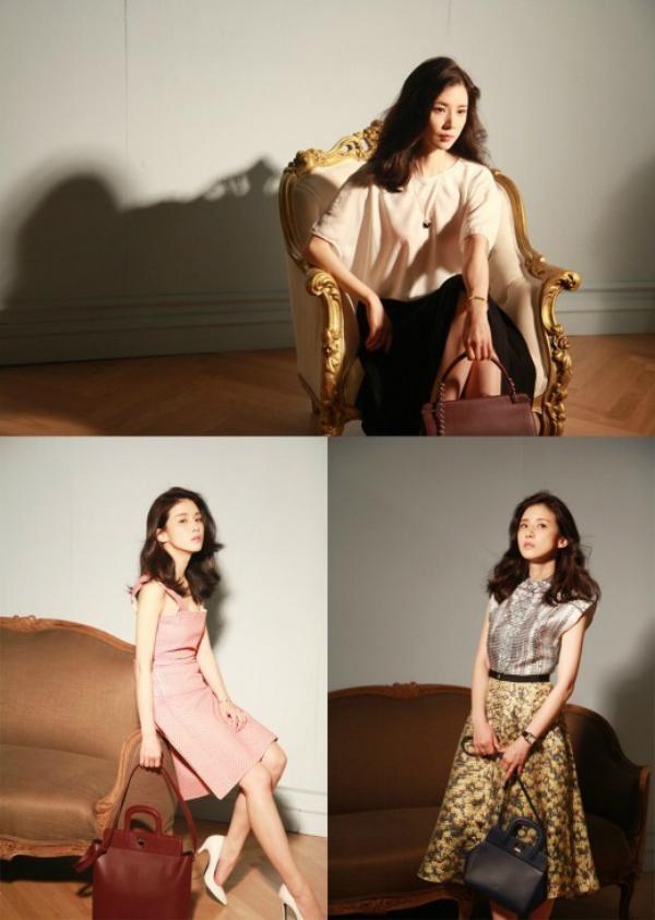 Lee Bo Young đẹp lạnh lùng nhưng vẫn đầy quyến rũ 5