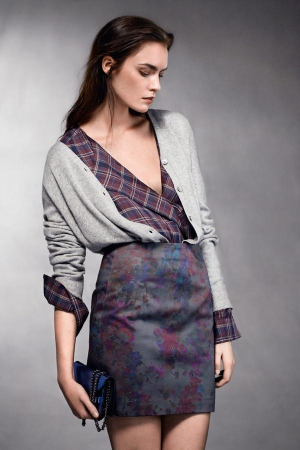 Đa phong cách ngày đông với lookbook mới của Mango, H&M 7