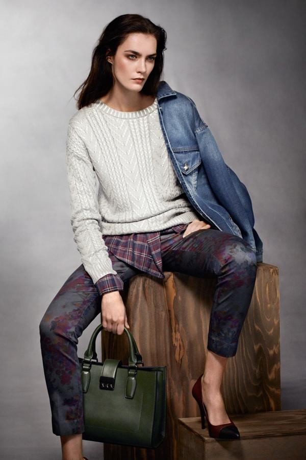 Đa phong cách ngày đông với lookbook mới của Mango, H&M 9