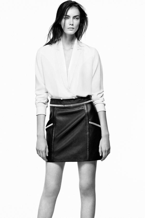 Đa phong cách ngày đông với lookbook mới của Mango, H&M 13