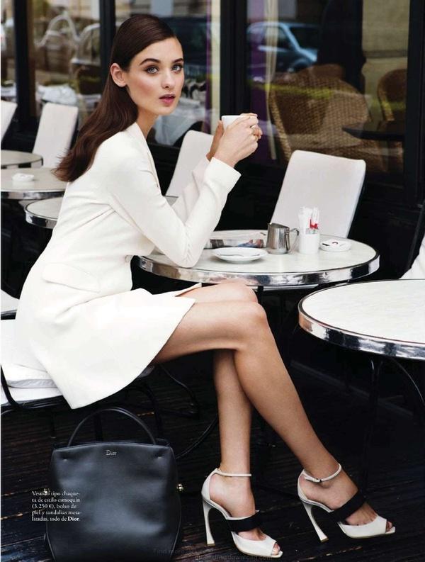 Lỗi thời trang phụ nữ Pháp không bao giờ mắc phải 8