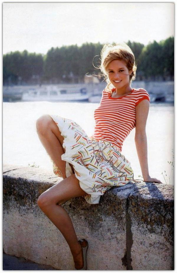 Lỗi thời trang phụ nữ Pháp không bao giờ mắc phải 1