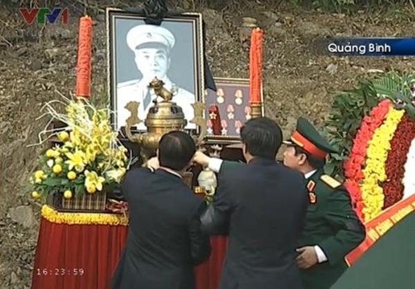 Đại tướng Võ Nguyên Giáp đã yên nghỉ trong lòng đất Mẹ 123