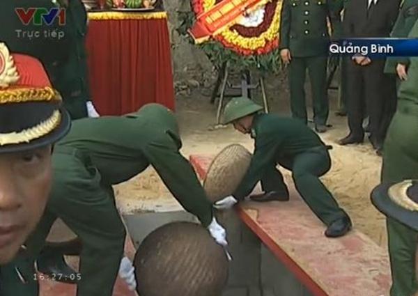 Đại tướng Võ Nguyên Giáp đã yên nghỉ trong lòng đất Mẹ 124