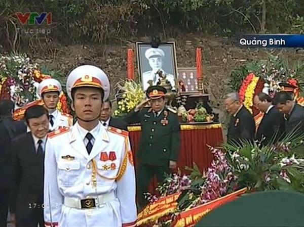 Đại tướng Võ Nguyên Giáp đã yên nghỉ trong lòng đất Mẹ 129