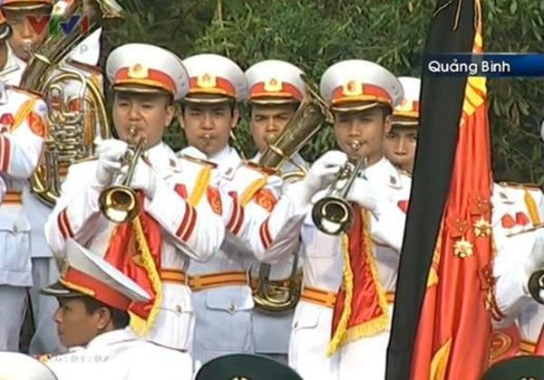 Đại tướng Võ Nguyên Giáp đã yên nghỉ trong lòng đất Mẹ 115