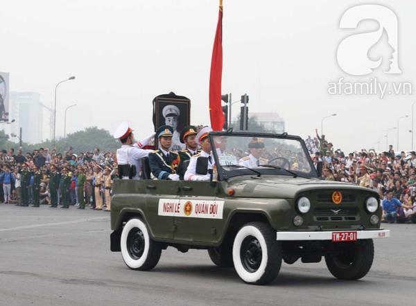 Đại tướng Võ Nguyên Giáp đã yên nghỉ trong lòng đất Mẹ 53