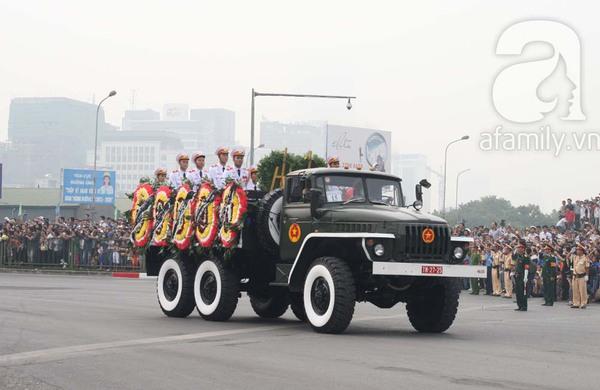 Đại tướng Võ Nguyên Giáp đã yên nghỉ trong lòng đất Mẹ 56