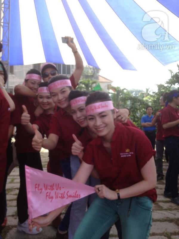 Gặp nữ tiếp viên trưởng Vietnam Airlines mở quán bún đậu mắm tôm 2