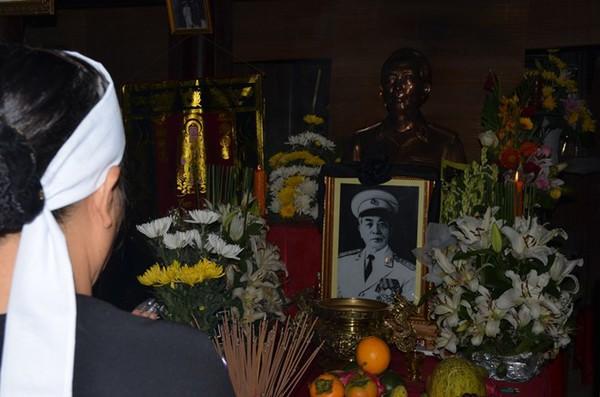 Những hình ảnh xúc động trong ngày Quốc tang Đại tướng 25