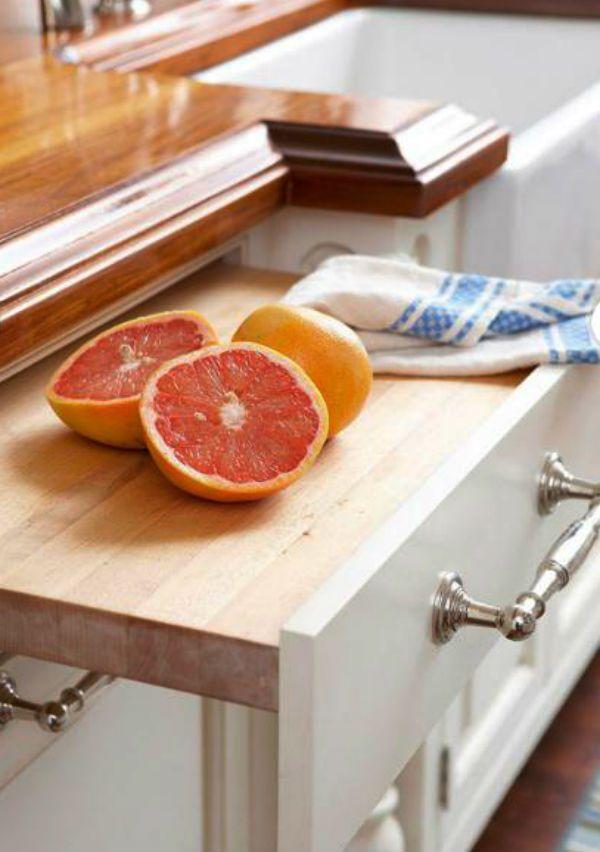 Giải pháp thông minh cho nhà bếp nhỏ 9