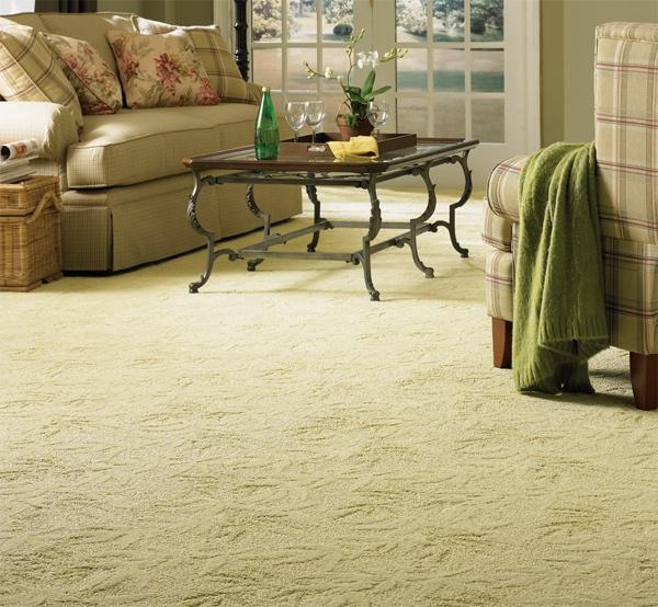 Làm ấm không gian với thảm trải sàn 3