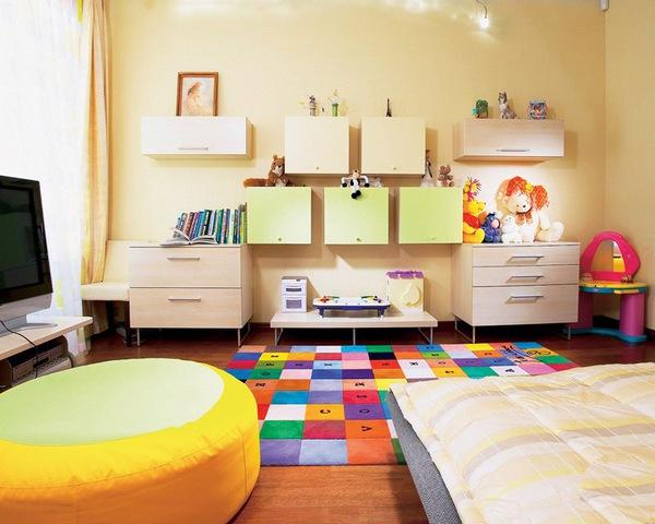 Làm ấm không gian với thảm trải sàn 6